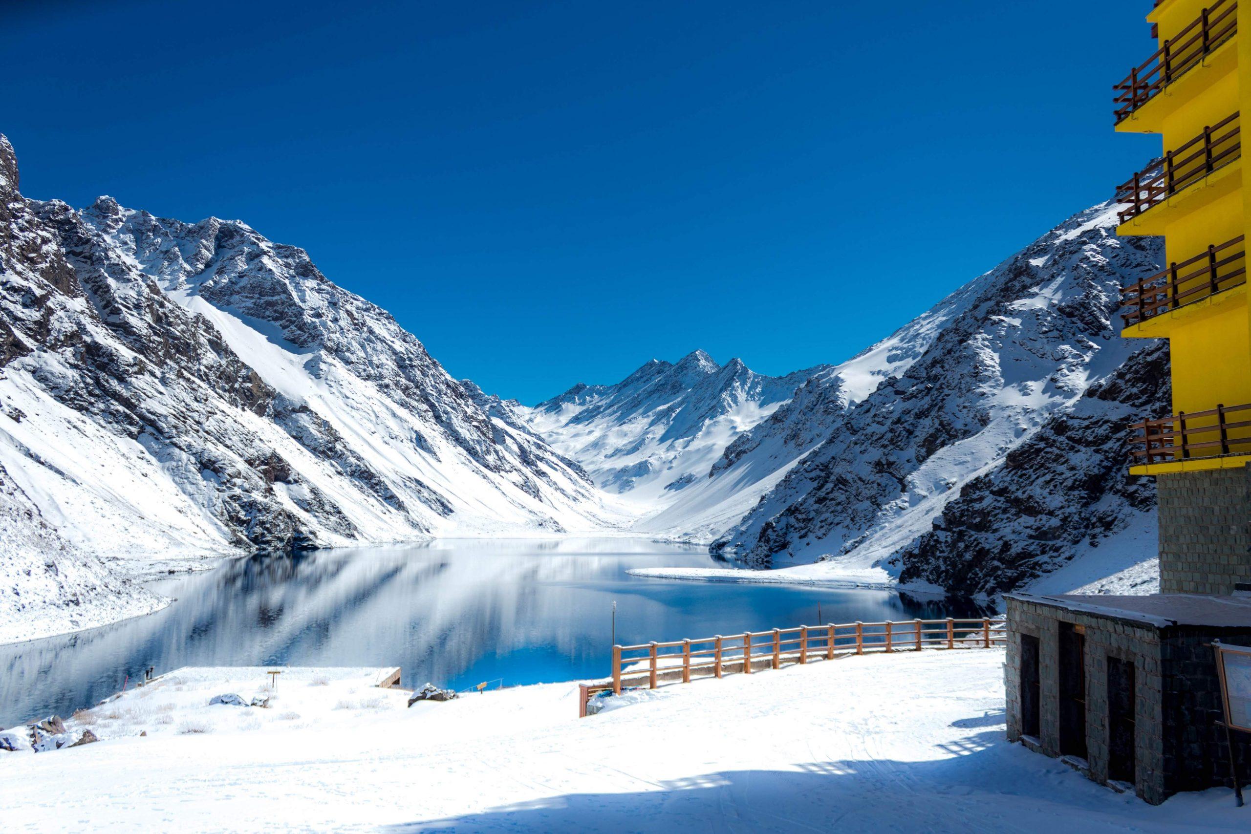 laguna de inca invierno