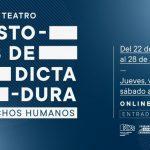Ciclo de teatro: Los despertares de Marín