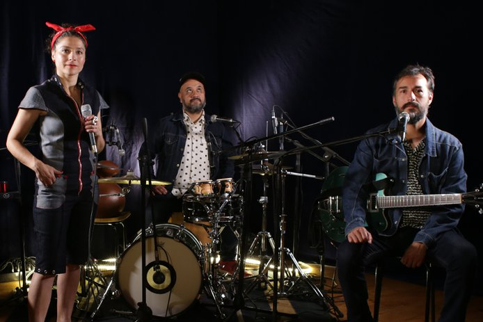 fotografía de la banda