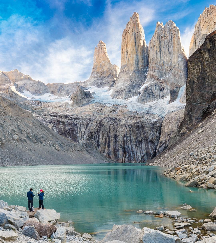 fotografía torres del paine parques nacionales
