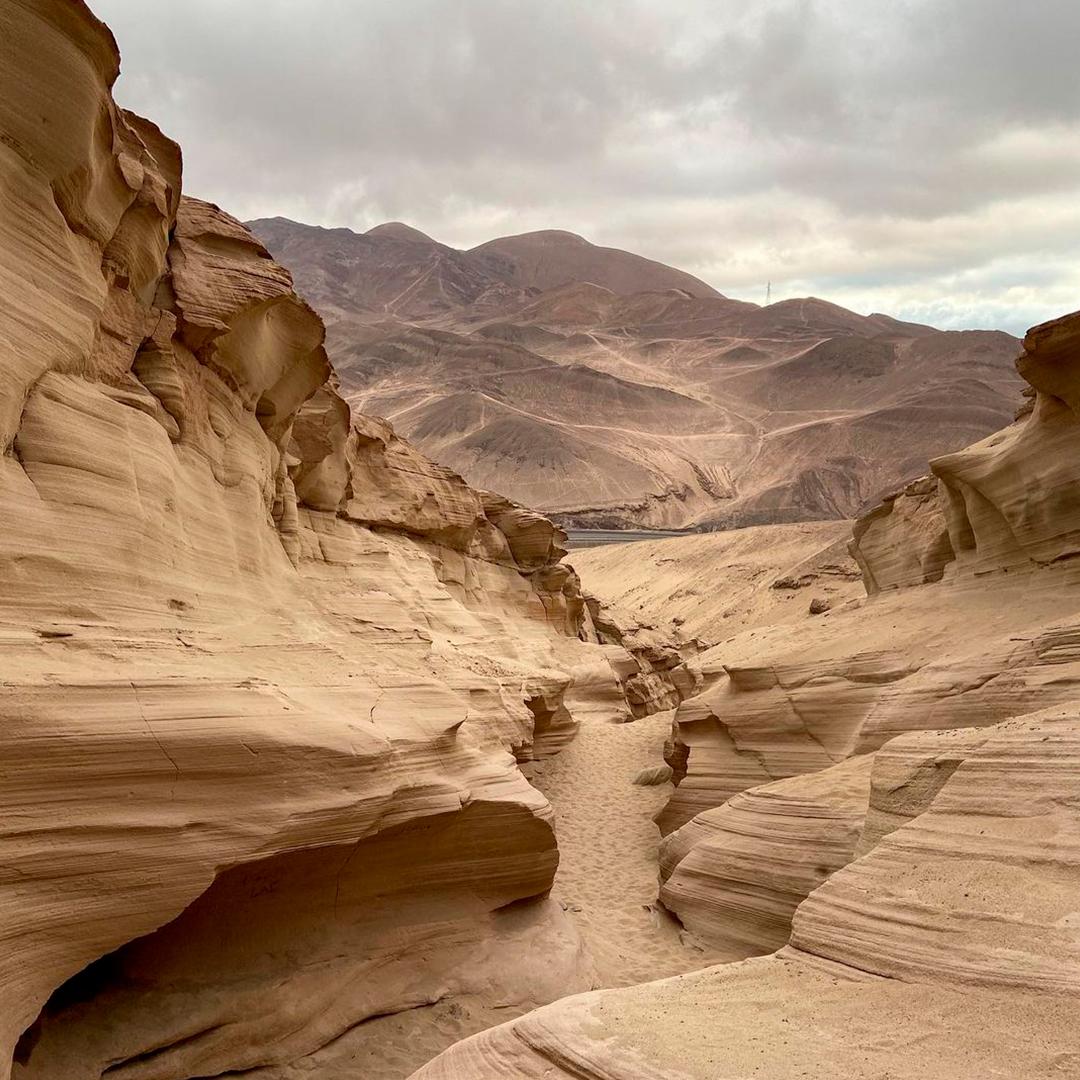 fotografías de formaciones rocosas desérticas