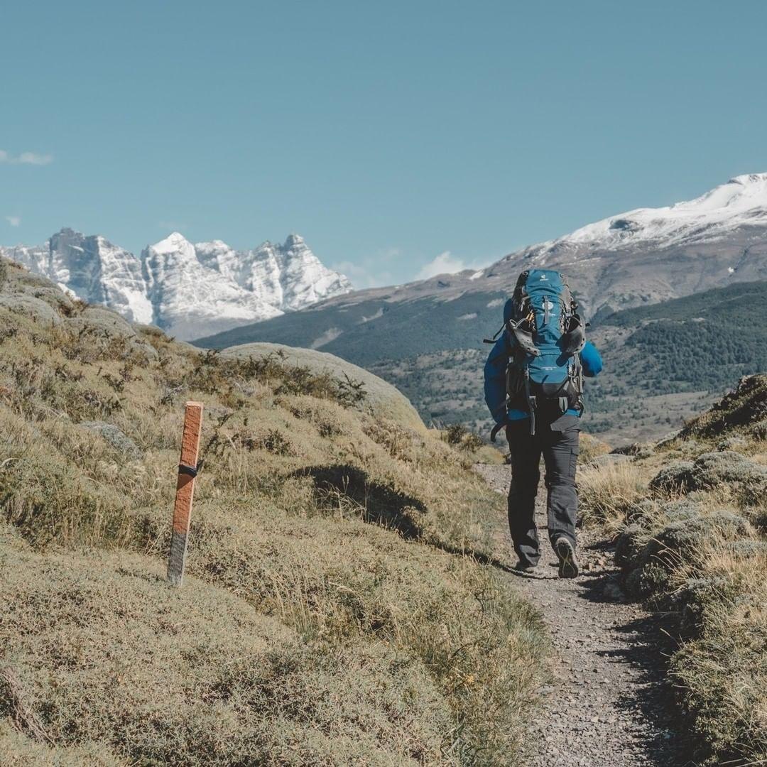 Senderos del circuito Paine, Parque Nacional Torres del Paine